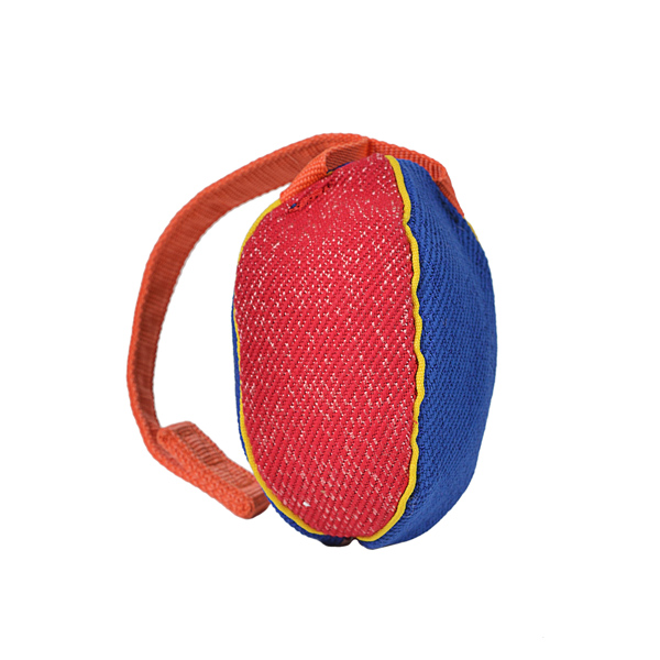Attractive Design Small French Linen Bite Tug for Training and Playing
