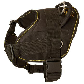 Tracking Nylon Collie Harness