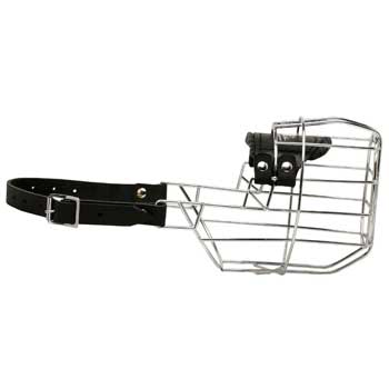 Collie Muzzle Wire Cage Easu-to-adjust